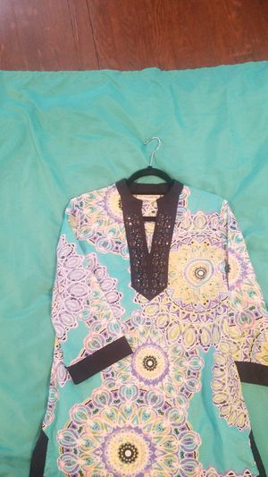 New w/tags Womes size small embellished tunic for Sale in Cleveland, OH
