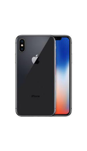 iPhone X 64GB space grey UNLOCKED for Sale in Coronado, CA