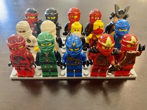 Lego ninjago for Sale in Anaheim, CA