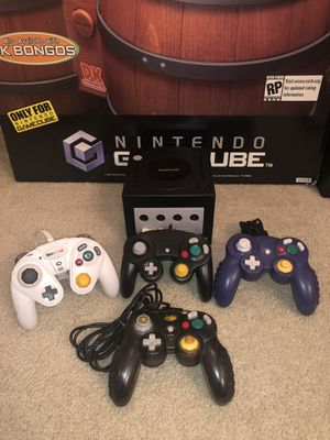 Gamecube with 3 amazing games! for Sale in Dallas, TX