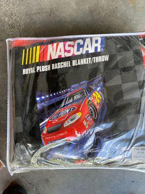 "Jeff Gordon NASCAR Blanket 60"" x 80"" New for Sale in South Waverly, PA"