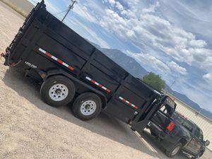 2018 dump trailer for Sale in Colorado Springs, CO