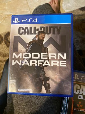 Call of duty modern warfare for ps4 brand new for Sale in Melvindale, MI