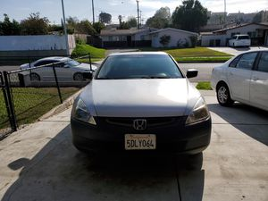 Honda Accord for Sale in Industry, CA