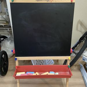 Melissa and Doug Easel for Sale in Port Charlotte, FL