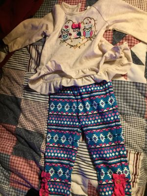 Baby girl matching set 3-6 months for Sale in Brainerd, MN