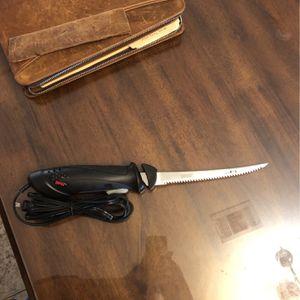 Rapala Filet Knife for Sale in Canyon Lake, TX