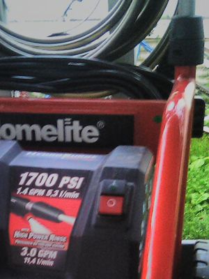 Homelite pressure washer for Sale in Hebron, OH