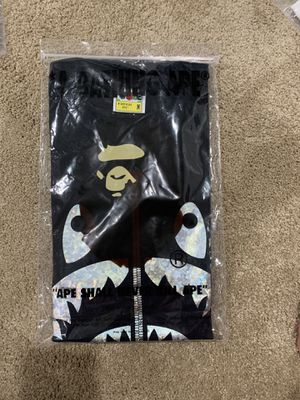 Bape shark tee for Sale in North Potomac, MD