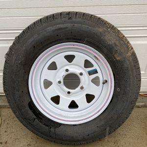 "Trailer Tire And Rim 13"" for Sale in Yucaipa, CA"