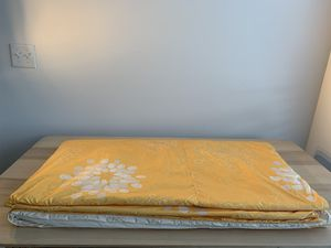 Blanket, full size, two sided colors for Sale in North Bethesda, MD