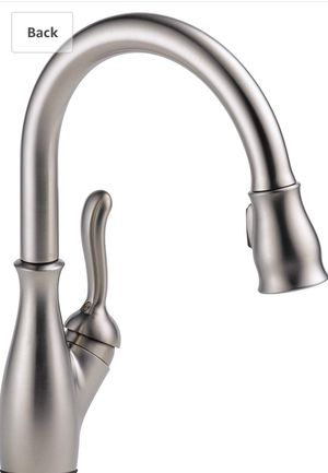 Leland Single-Handle Touch Kitchen Sink Faucet with Pull Down Sprayer, Touch2O and ShieldSpray Technology, Magnetic Docking Spray Head, SpotShield S for Sale in Rosemead, CA