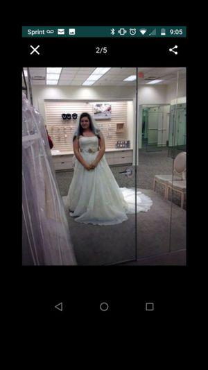 David's Bridal Melissa Sweet wedding dress for Sale in Tolleson, AZ