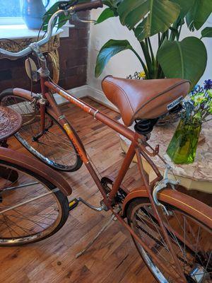 2x 1970 Huffy Sea Pines 3 Speed Bikes for Sale in Atlanta, GA