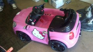 Hello Kitty Coupe for Sale in Kissimmee, FL