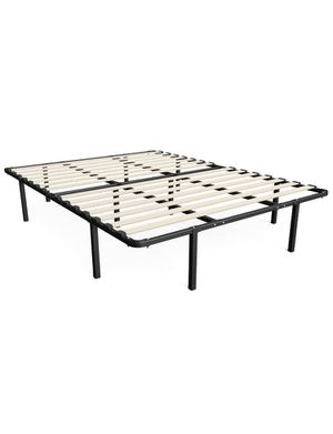 Zinus queen size bed frame for Sale in Charlotte, NC