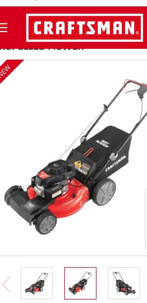 Craftsman lawn mower for Sale in Silver Spring, MD