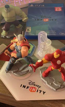 Disney Infinity 2.0 for PS4 for Sale in Deltona,  FL