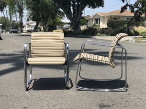 Peter Protzman for HERMAN MILLER rocking chairs mid century vintage for Sale in Los Angeles, CA