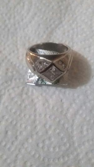 Ring silver size 7 1/2 for Sale in Santa Ana, CA