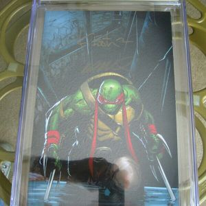TMNT #75 Raphael Variant Signed Ramos & Eastman CGC 9.8 for Sale in Antioch, CA