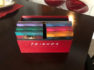 Friends The complete series dvd collection for Sale in Atlanta, GA
