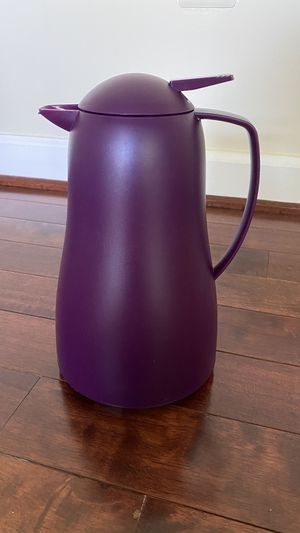 New- 1L Plastic Bottle Thermal Carafe / Tea Thermos for Sale in Vienna, VA