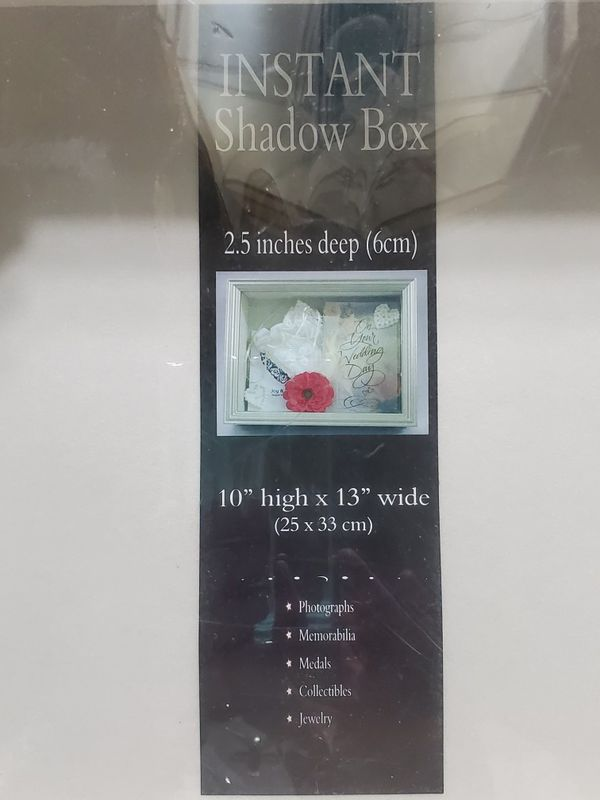 New Shadow Box