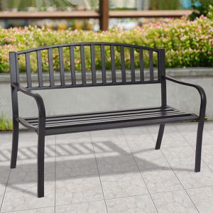 50 Patio Garden Bench Park Yard Outdoor Furniture for Sale in Lake Elsinore, CA
