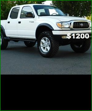 Price$1200 Toyota Tacoma for Sale in Portland, OR