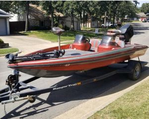 1997 Ranger R82 sport with 99 Mercury 150Hp Outboard for Sale in DeSoto, TX