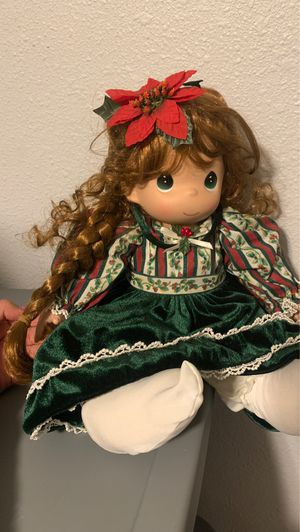 Precious moments collection doll for Sale in Oakland, CA