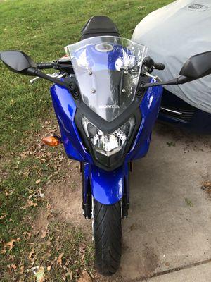 2015 Honda CBR650F for Sale in Herndon, VA