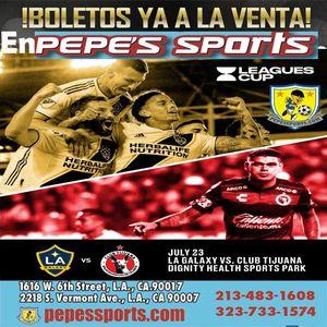 LA Galaxy vs Club Tijuana, vendemos tickets for Sale in Los Angeles, CA
