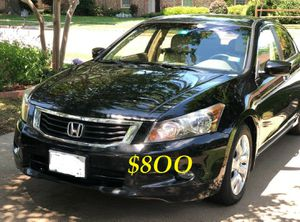💝💝$8OO For Sale is my 2OO9 Honda Accord Clean tittle! Comfortable fully loaded.💝🔑 for Sale in Arlington, VA