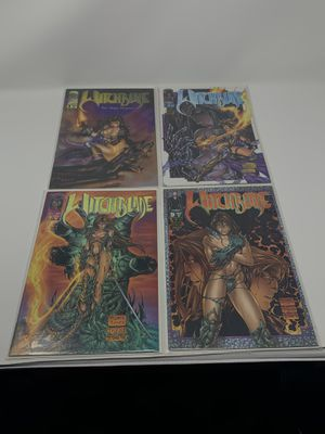 Witchblade and Zealot Comic Book Lot (11 total) for Sale in Washington, DC