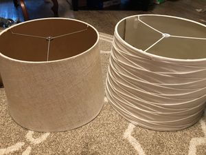 FREE!! Lamp shades for Sale in Franklin, TN