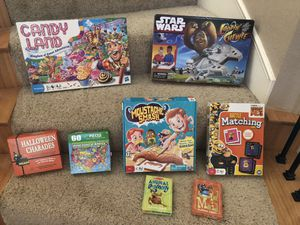 Kids' board games for Sale in Flower Mound, TX