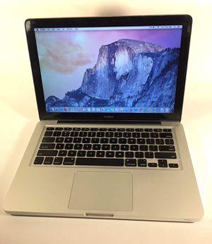 13-Inch, Aluminum, Late 2008 Macbook (OS X 10.9.5) for Sale in Seabrook, SC