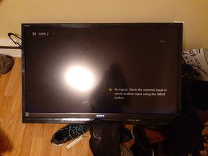 Sony tv for Sale in Waterbury, CT