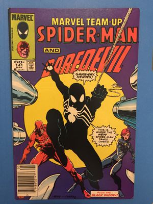 Marvel Team-Up #141 NM comic 1st Black Costume for Sale for sale  Clermont, FL
