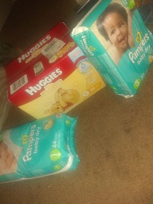 DIAPERS!!! for Sale in Detroit, MI
