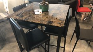Pub Link Dining Table Set 🏷 for Sale in Virginia Gardens, FL