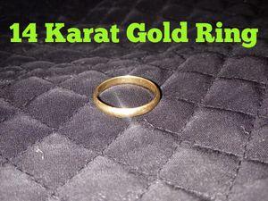 14 Karat Gold Band for Sale in Norfolk, VA