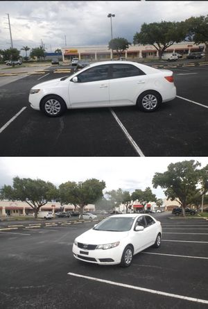 2010. Kia. Forte. 4 cylinder. Save gas!!! for Sale in Hollywood, FL