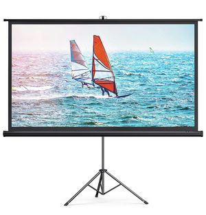 Projector Screen with Stand for Sale in Chicago, IL