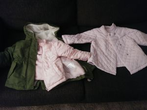 Toddler girls coats for Sale in Fort Belvoir, VA