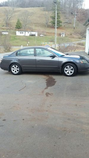 2006 Nissan Altima Special Edition for Sale in Lenoir, NC