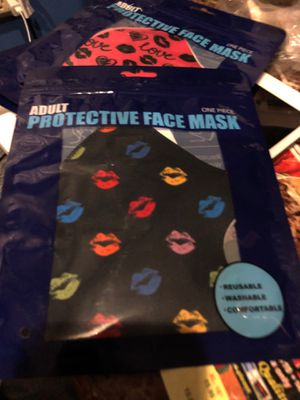 Colorful lip mask for Sale in Parkville, MD