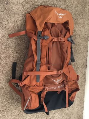 Osprey Aether 60L Backpack for Sale in Mesa, AZ